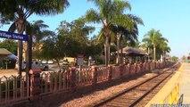 Amtrak Trains WWII Pearl Harbor troop train 2014 + 3 BONUS SHOTS !!!