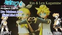 Project DIVA Live- Magical Mirai 2013- Rin & Len Kagamine- Like, Dislike with subtitles (HD)