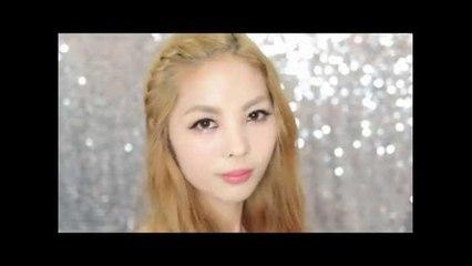 BUBBLE ORANGE Makeup