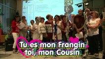 50 Ans Patrick - Chanson Tu es mon Frangin Toi mon Cousin
