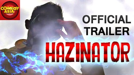 HAZINATOR Official Trailer | Comedy Asia