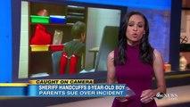 Kentucky Sherriff Used Handcuffs on Misbehaving 3rd-Grader