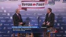 2016 Republican Presidential Debate GOP Voters First Forum [FULL]