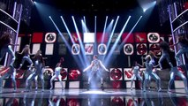 DancerLuca Calò is crazy in love | Semi-Final 2 | Britains Got Talent 2015