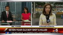 Boy 7 Shot and Killed While Watching Fireworks July 4th Celebration Shooting in Chicago