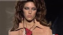 ROBERTO CAVALLI Spring Summer 2004 Milan 2 of 3 Pret a Porter Woman by Fashion Channel