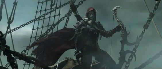 World of Warcraft: Legion FR HD