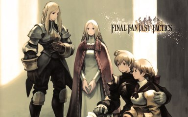 Présentation FFT : The War of the Lions (PSP)