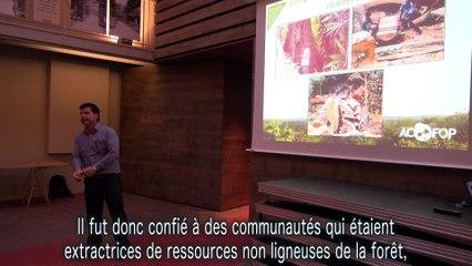 J. R. Giron. La experiencia de ACOFOP (Asociación de Comunidades Forestales del Peten) en Guatemala.
