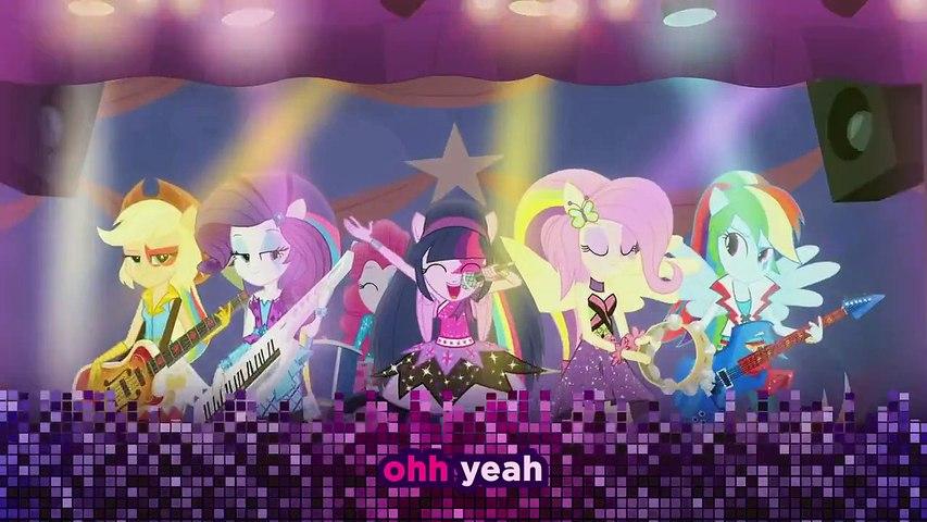 [Song] Acadeca (Were gonna take you down) - Equestria Girls Friendship Games (+Lyrics)