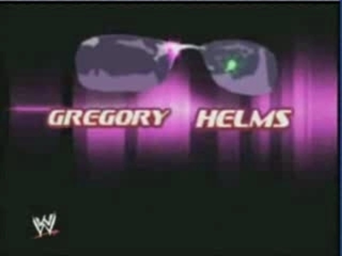 Gregory helms new titantron (its time)