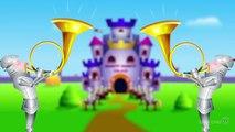 Humpty Dumpty - 3D Animation - English Nursery Rhymes - Nursery Rhymes - Kids Rhymes - for children with Lyrics