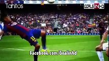 Neymar ● Dribles ● Caños ● Regates HD 2015