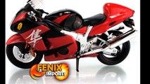 Miniaturas Motos CBR Honda BMW Suzuki Mini Motos