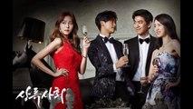 Drama High Society aka Chaebols Daughter — Main Cast Still Cuts