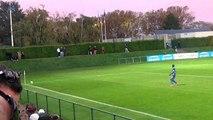 #CFA10 Olympique Lyonnais B - GF38 : le but de Nassim Akrour