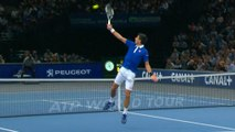Daily Highlights 2015 11 07: Murray and Djokovic to face off in the final in Paris