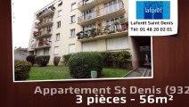 A vendre - Appartement - St Denis (93200) - 3 pièces - 56m²