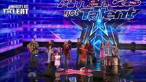 Keep It In The Family: Top 5 Family Acts | Global Got Talent