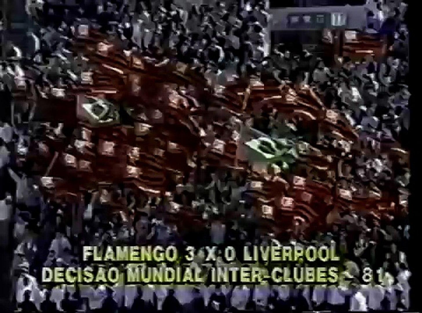 Flamengo - Campeão Mundial Interclubes