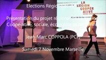 Jean-Marc-COPPOLA  / Elections régionales  PACA/Meeting / 1er décembre 2015 / Marseille