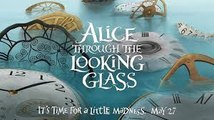 Alice Through The Looking Glass (Theatrical Trailer) 2015  CLICK THIS VIDEO TO WATCH IST OWNED MOVIE