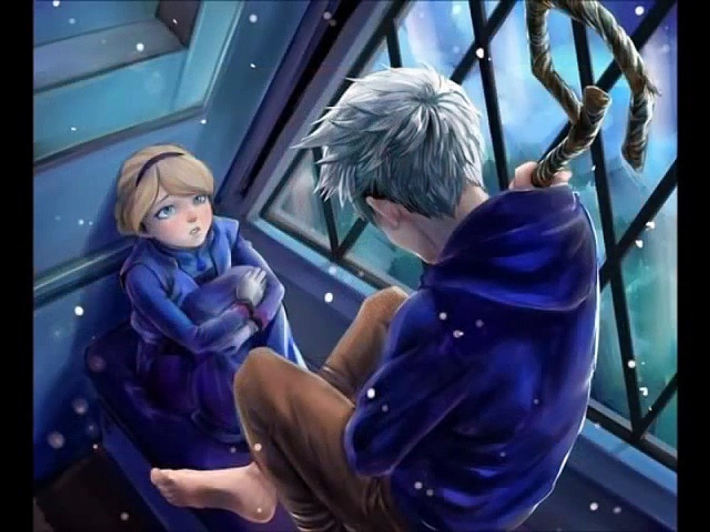 Elsa And Jack Frost Collection Video Dailymotion