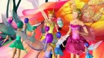 Barbie Magie de Larc-en-ciel (2007) film complet - Dessin animé DVD Barbie en Français