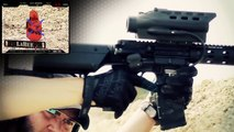 Google Glass SNIPER RIFLE great for US Military , Police & DHS