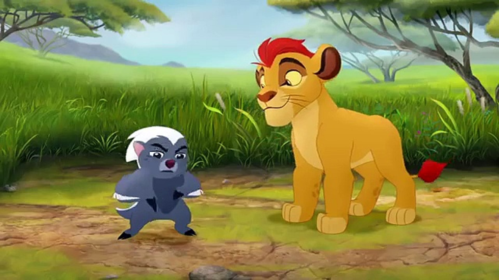 Trailer The Lion Guard Return Of The Roar Disney Channel Video Dailymotion