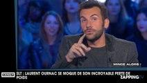 SLT : Laurent Ournac se moque de sa spectaculaire perte de poids