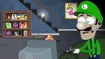 Cartoon Lets Plays: Luigi Plays Advanced Warfare