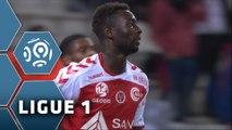 But Grejohn KYEI (77ème) / Stade de Reims - GFC Ajaccio (1-2) -  (REIMS - GFCA) / 2015-16
