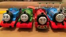 Thomas y sus amigos español latino Un accidente, Thomas and Friends Accidents Happen