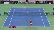 Fed Cup 2015 RUSSIA vs POLAND Highlight Maria Sharapova vs Urszula Radwanska