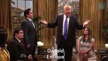 """Pour le """"Saturday Night Live"""", Donald Trump devient président des États-Unis"""