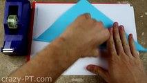 How to Make a Paper Nunchaku - (Ninja Weapons)