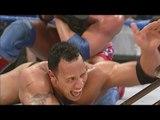 The Rock, Undertaker & Kane vs. Edge, Christian & Kurt Angle- SmackDown, February 22, 2001
