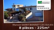 Vente - maison/villa - SAINT BONNET LES OULES (42330) - 8 pièces - 225m²