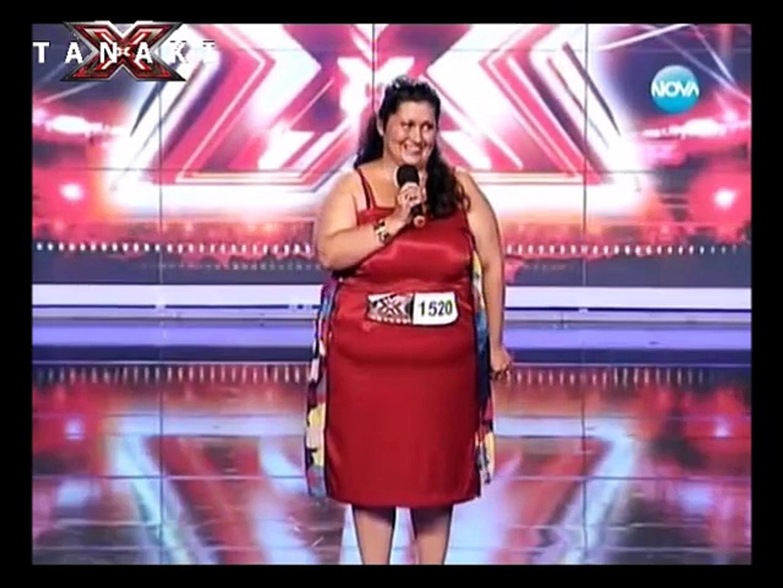 X Factor България Смях Компилация 2015