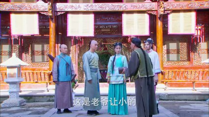 錢塘傳奇 第19集 The Mystery of Emperor Qian Long Ep19