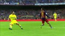 Liga : Le but éblouissant de Neymar