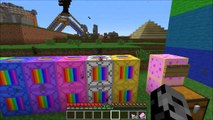 Popular MMOs Minecraft GOD WEAPONS MOD POWERFUL SWORDS and