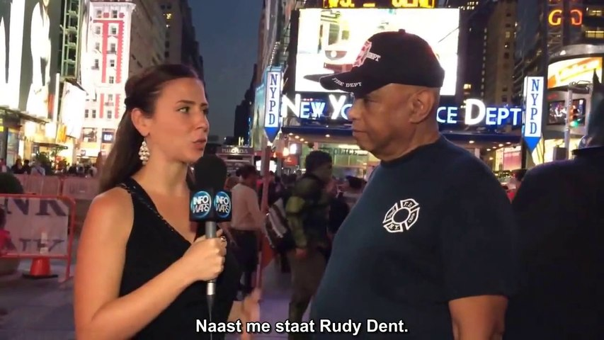 Dutch Subs! --- 9/11 Firefighter, Rudy Dent, Blows WTC 7 Cover-Up Wide Open