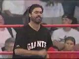 Vince Russo fires Hulk Hogan