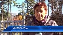 D!CI TV : Migrants : La commune d'Aspres-sur-Buëch chahutée