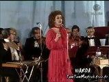 WARDA : 3agabi | وردة | موال عجب العجب | حفل القاهرة 1981