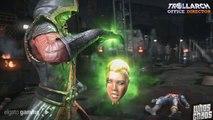Mortal Kombat X Funny Moments CHAOS vs LOST!! CAT FIGHT & NASTY FATALITIES!