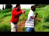 Kung Fu vs Karate Street Fight