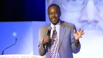 2013 Ben Carson Got Jokes About Back Before Cops Would Shoot You